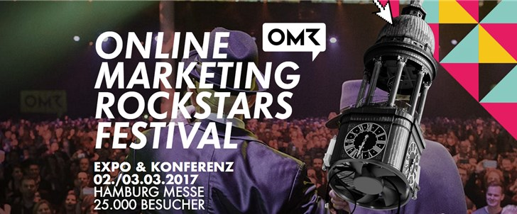 Online Marketing Rockstars Festival in Hamburg