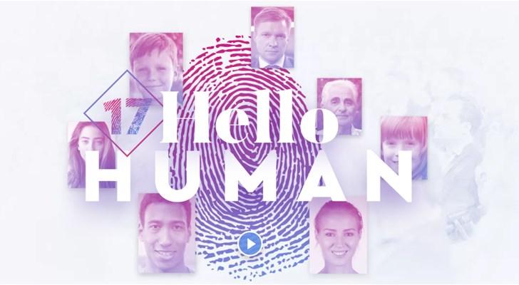 Shopware Community Day 2017 Hello Human
