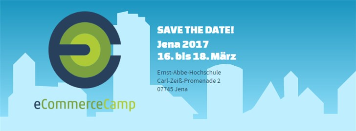 eCommerce Camp im März 2017 in Jena