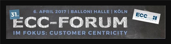 31. ECC-Forum in Köln