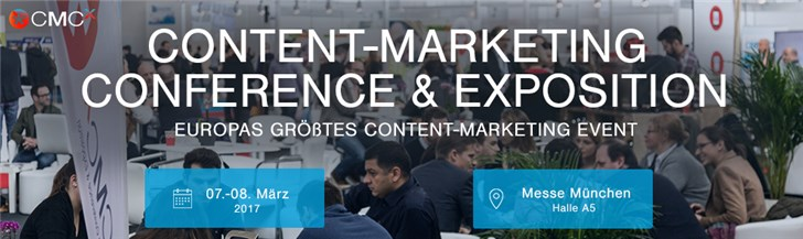 CMCX Content Marketing Conference and Exposition