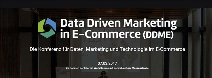 Data Driven Marketing in E-Commerce Konferenz 2017
