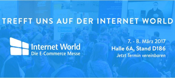 Shopware auf der Internet World 2017