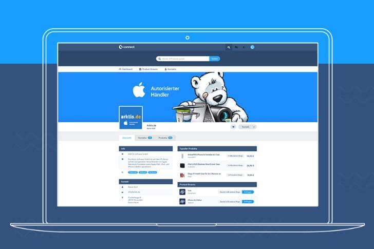 Shopware Connect Profil