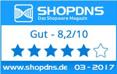 Testbericht Filter in Linker Spalte - ShopDNS