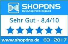 Testbericht Gutscheinfeld im Warenkorb - ShopDNS