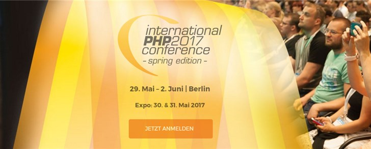 International PHP Conference Spring Edition 2017