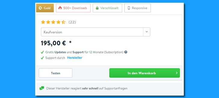 Support - Community Store Plugin Supportbage