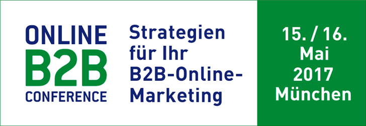 Online B2B Conference 2017 München