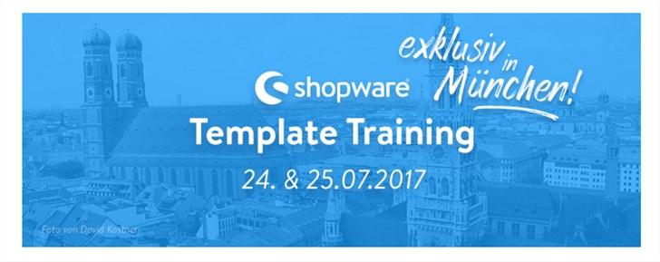 Shopware Template Training in München