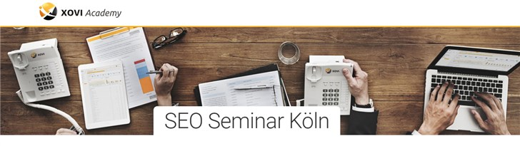 XOVI SEO Seminar