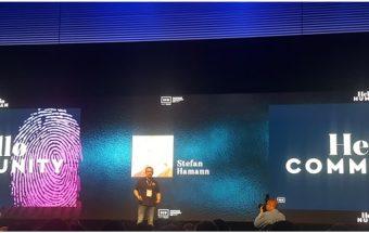 SCD 2017 Keynote von Stefan Hamann