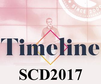 Shopware ommunity Day Timeline 2017