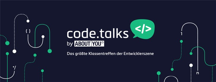 code.talks 2017 in Hamburg Entwickler Konferenz