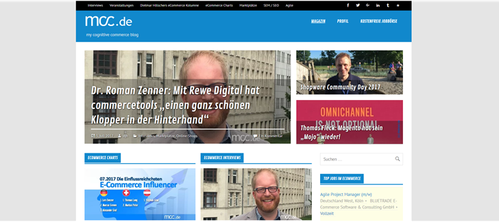 Interview mit Dietmar Hölscher