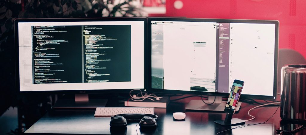 MND Next Shopware Monitoring Plugin zwei Bildschirme