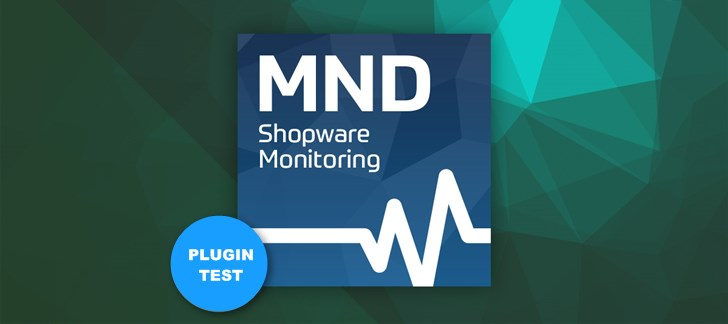 MND Shopware Monitoring Basic | ShopDNS