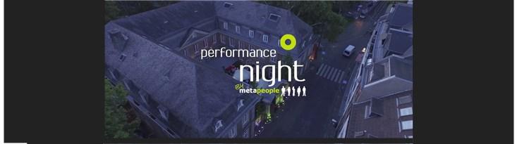 Performance Night in Köln