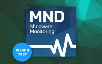 MNDNext Shopware Monitoring Basic Plugin