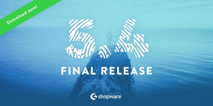 Shopware 5.4 ist da