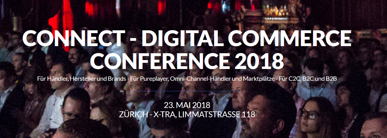 Connect Digital Commerce Conference 2018