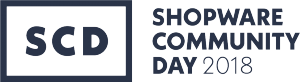 Logo des Shopware Community Day
