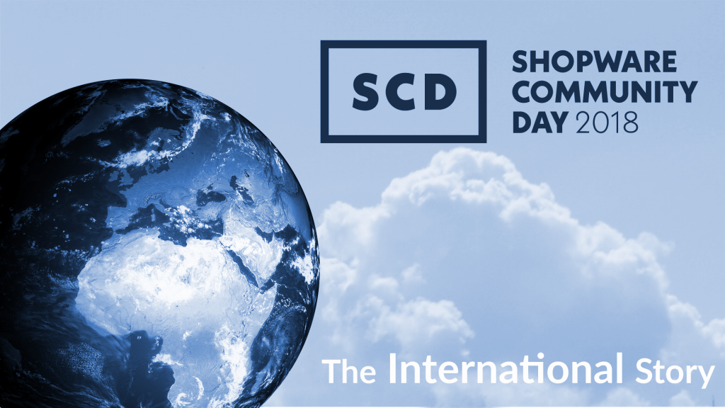 Shopware Community Day international