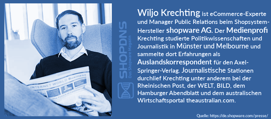 Wiljo Krechting Interview
